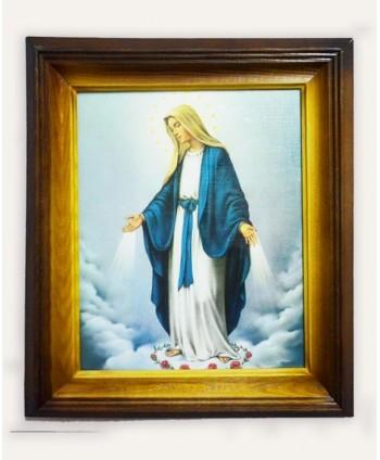 Sfânta Fecioară...