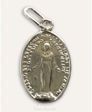 Medalia Miraculoasă, argint...
