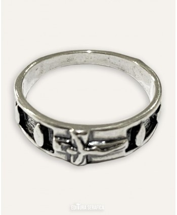 Rozetă argint Pim-OBR17