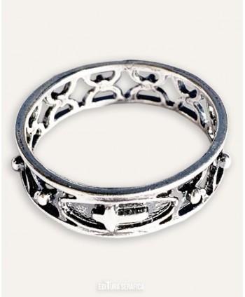 Rozetă argint Pim-OBR19