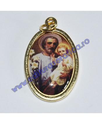 Medalion. Sfântul Iosif