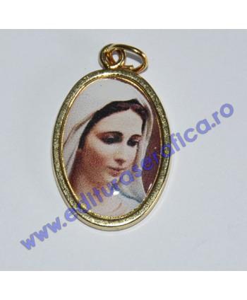 Medalion. Sfânta Maria de...
