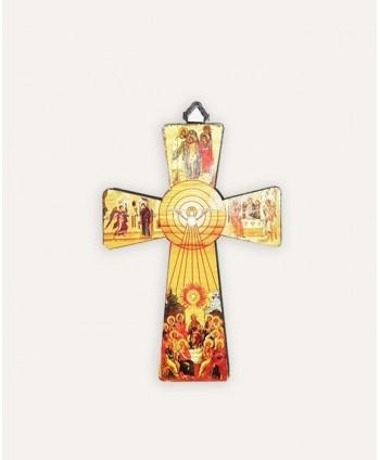Cruce - simbolul Duhului...