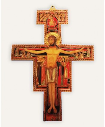 Cruce franciscană San...