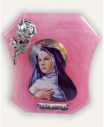 Placheta Sfânta Rita...