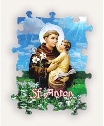 Magnet puzzle, Sfântul Anton