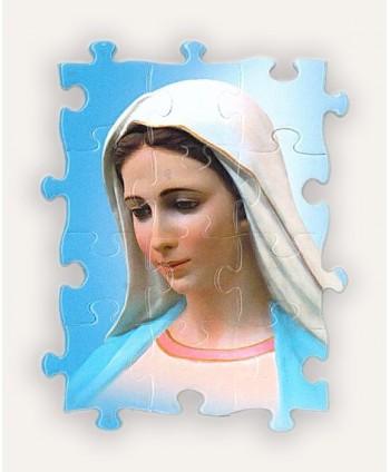 Magnet puzzle, Maria...