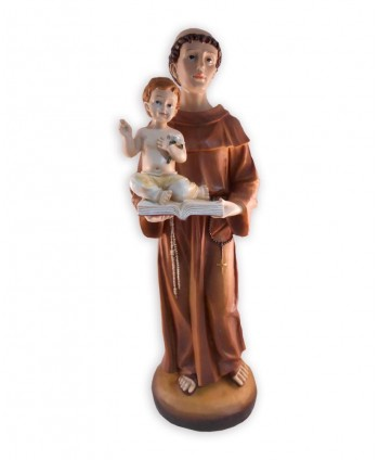 Statuetă Sf. Anton 11 cm