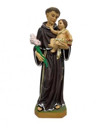 Statuie Sfântul Anton, 80 cm