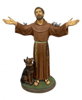 Staruie Sf. Francisc, 103 cm