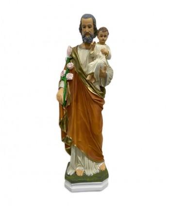 Statuie Sf. Iosif, 80 cm