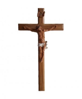 Cruce de perete din lemn de...
