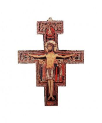 Cruce franciscană San Damiano