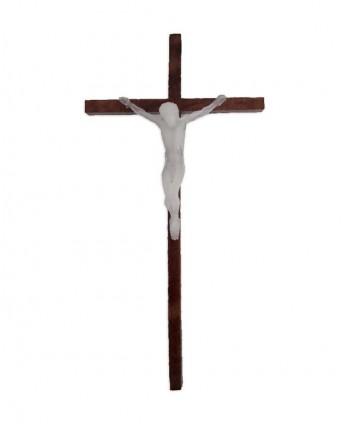 Cruce de lemn cu corpus de...